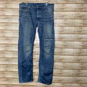 G-Star Raw 3301 Morris Jeans size 36 x 33